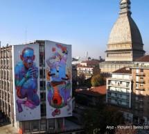 MurArte, cercasi partner della Città. E le scuole d'arte aprono laboratori di street art