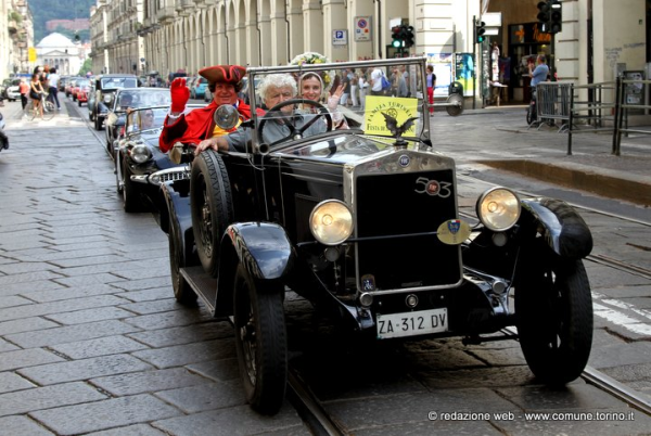 Circolazione delle auto storiche: novità sulle limitazioni in vigore