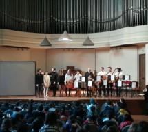 Bambine e Bambini un giorno all'Università: una favola in musica per cinquecento allievi