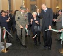 La Bandiera italiana in mostra a Torino