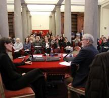 La Sindaca Appendino ha incontrato i nuovi assunti del Comune di Torino