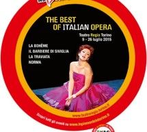 "L'estate al Regio diventa ""The Best of Italian Opera"""