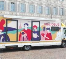 Dal 29 maggio una nuova sosta del Bibliobus per Vallette 2030