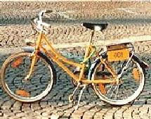 Parco Ruffini, riapre il noleggio biciclette