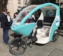 Bando per autorizzazione al trasporto di persone con velocipedi