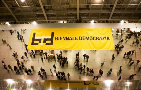 Biennale Democrazia nel 2021 si sposta in autunno, dal 6 al 10 ottobre