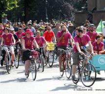Domenica il Bike Pride. Al Parco del Valentino incontri e attività bike friendly