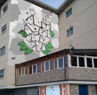 L'arte urbana per Falchera