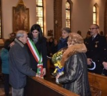 La celebrazione di San Sebastiano in ricordo dell'agente Roberto Bussi