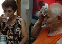 Aumenta la morsa dell'afa, potenziati i servizi per gli anziani