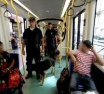 Polizia Municipale, Linea Sicura: arrestati due borseggiatori