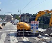 Agosto nei cantieri per migliorare la città