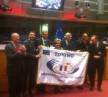 Capitale europea dello Sport, l'investitura a Bruxelles