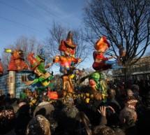 Carnevale, domenica 8 febbraio la sfilata dei carri allegorici