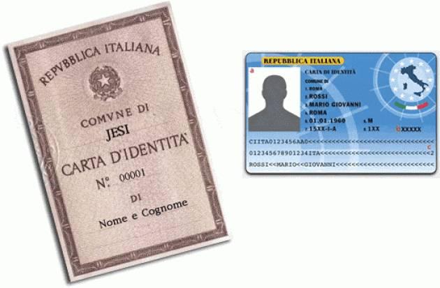 Carta d identit elettronica le modalit per il rilascio for Documenti per richiesta carta di soggiorno