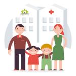Casa Giglio, per le famiglie dei bimbi ricoverati all'ospedale infantile
