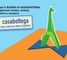 Progetto CasaBottega: iscrizioni aperte fino al 17 febbraio