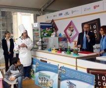Inaugurata la kermesse del CioccolaTo in piazza San Carlo