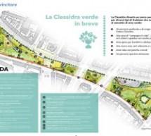 """Riqualificazione area """"Clessidra"""": approvato il progetto di fattibilità economica"""