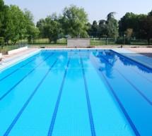 In città aperte le piscine estive per il nuoto libero