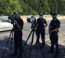 Polizia municipale, proseguono i controlli sulla velocità