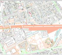 Corso Venezia, apre domani il primo tratto tra via del Ridotto e piazza Baldissera