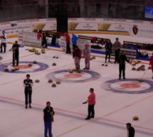 Al PalaTazzoli la Turin Curling Cup