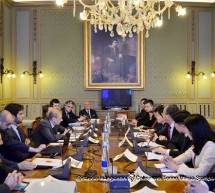 Delegazione cinese di Huai'An a Torino