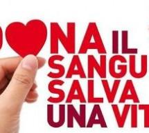 Donare il sangue, atto civile e di solidarietà