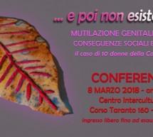 L'8 marzo al Centro Interculturale si parla di sostegno alle donne vittime di MGF nell'Ovest della Costa d'Avorio