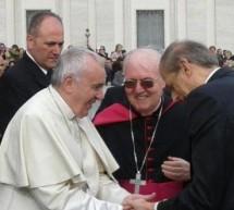 Messa di Papa Francesco in piazza Vittorio Veneto
