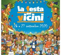 La Festa dei Vicini ritorna il 26 e 27 settembre