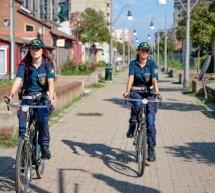Circoscrizione 5, via al nuovo servizio di prossimità in bicicletta della Polizia Municipale