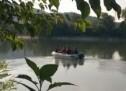 Controlli sul fiume Po