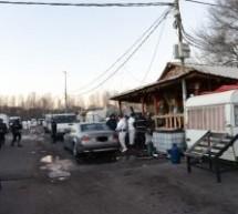 Polizia municipale: controlli al campo nomadi di strada Aeroporto, sui bus e  ai mercati di Porta Palazzo e corso Racconigi