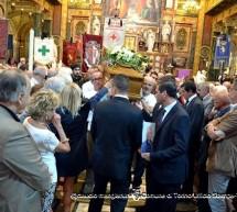 In Maria Ausiliatrice i funerali di don Aldo Rabino