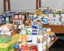 Spesa solidale, la Polizia municipale in prima linea nel sostegno alle famiglie in difficoltà