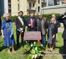 Un nuovo giardino dedicato a Cesare Facciani