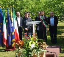 Un nuovo giardino dedicato a Giuseppe Delfino