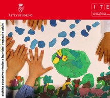 Crescere in Città, il catalogo delle attività educative e formative è online