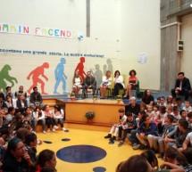 Alla scuola Drovetti inaugurato il nuovo anno scolastico