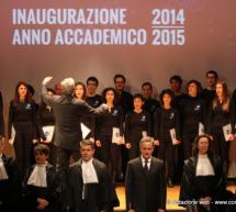 Politecnico, inaugurato l'anno accademico