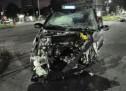 Grave incidente nella notte in corso Francia