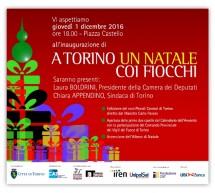 """""""A Torino un Natale coi fiocchi"""""""
