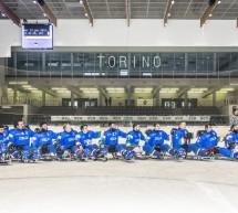 L'Italia di para-ice hockey è pronta per la semifinale