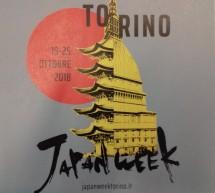Torino Japan Week, 19-25 Ottobre