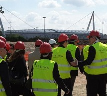 JVillage, cantiere aperto: tra un anno sarà pronto