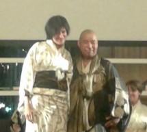 Al Circolo dei Lettori la cerimonia del kimono