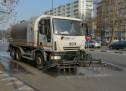 Avviato un piano straordinario di lavaggi stradali