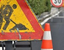 Cantieri stradali al via, da lunedì
